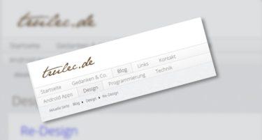 Re-Design
